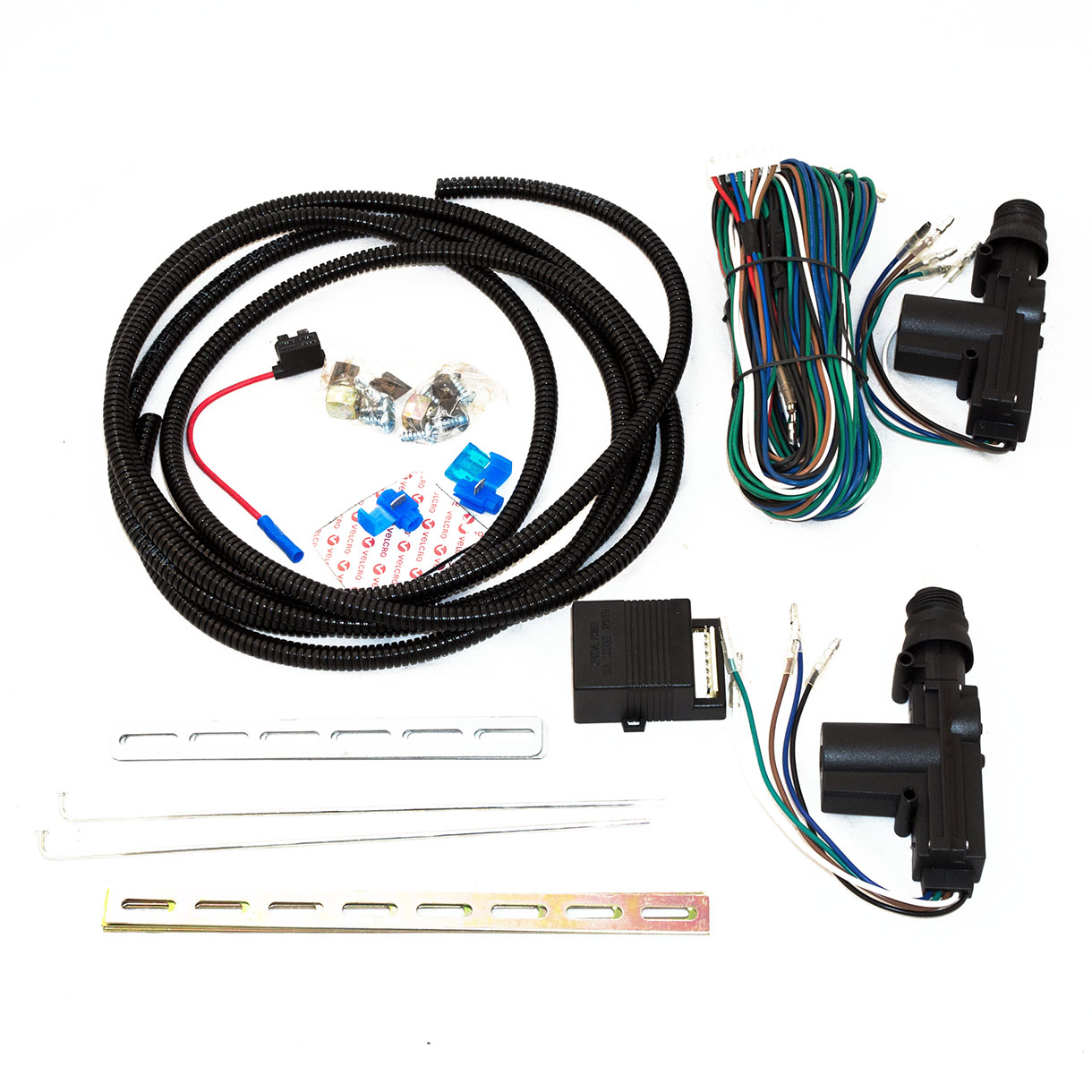 land rover defender 2 door key operated central locking kit rh autosparks  co uk Land Rover Wiring Diagrams Starter Land Rover Discovery Relay Diagram