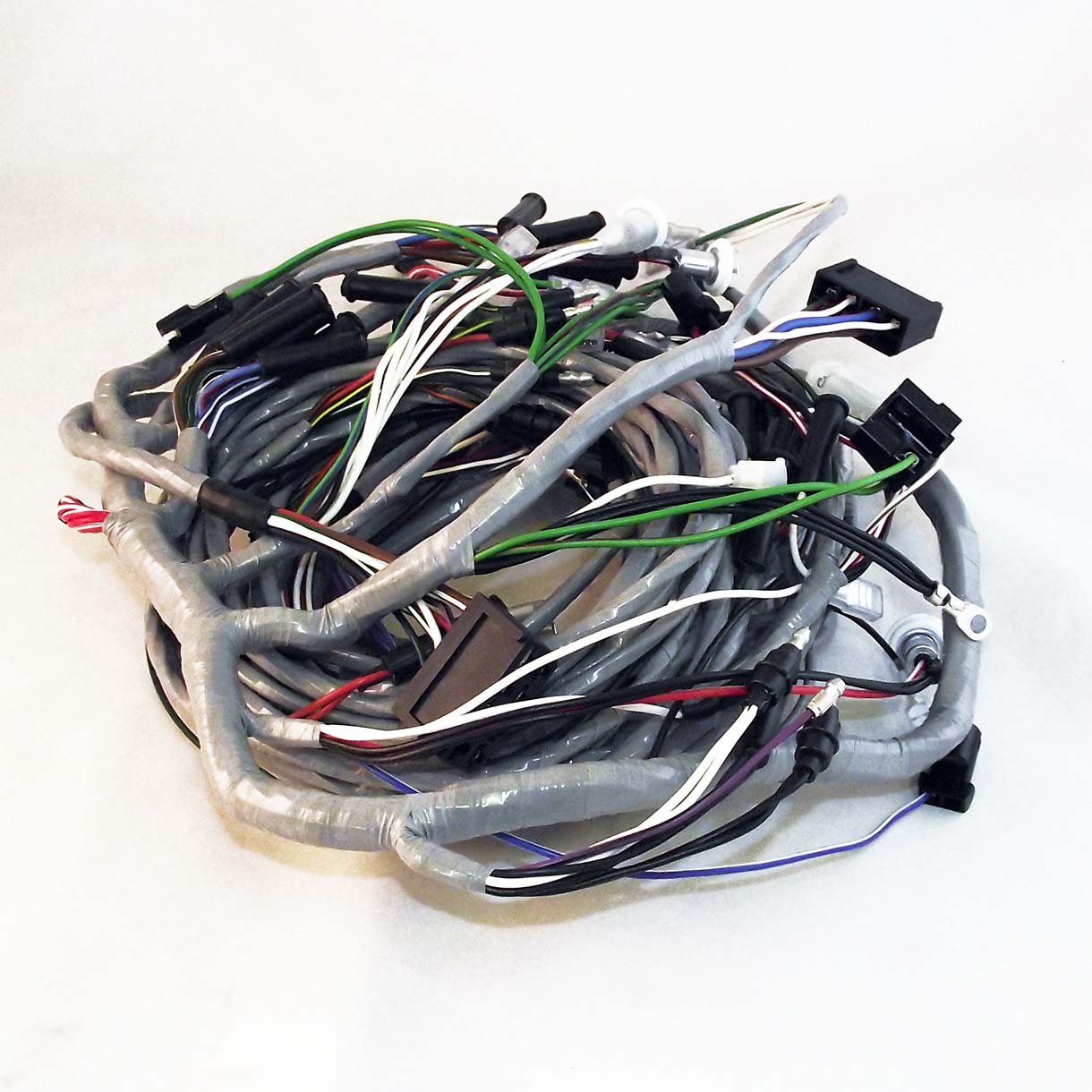 Ford Cortina Mk1 Gt Wiring Harness Set Connectors