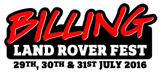 Billing Land Rover Fest